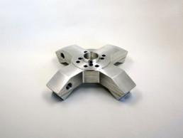 2. Arbeitsbeispiel Drehteil aus Aluminium