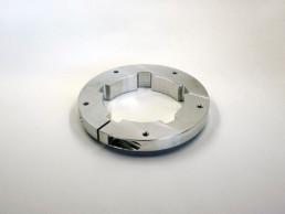 3. Arbeitsbeispiel Drehteil aus Aluminium