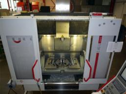 Hermle C40U 5-Achs-Universalfräsmaschine
