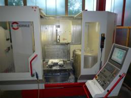 Hermle U740 Universalfräsmaschine