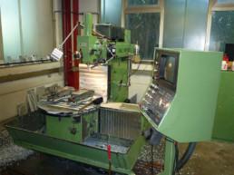 Hermle UWF1000 Universalfräsmaschine mit Rundtisch