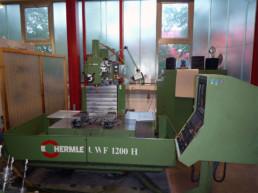 Hermle UWF1200 Universalfräsmaschine