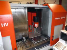 Matec 30HV 5-Achs-Universalfräsmaschine
