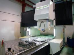 Matec 30P 5-Achs-Portalfräsmaschine